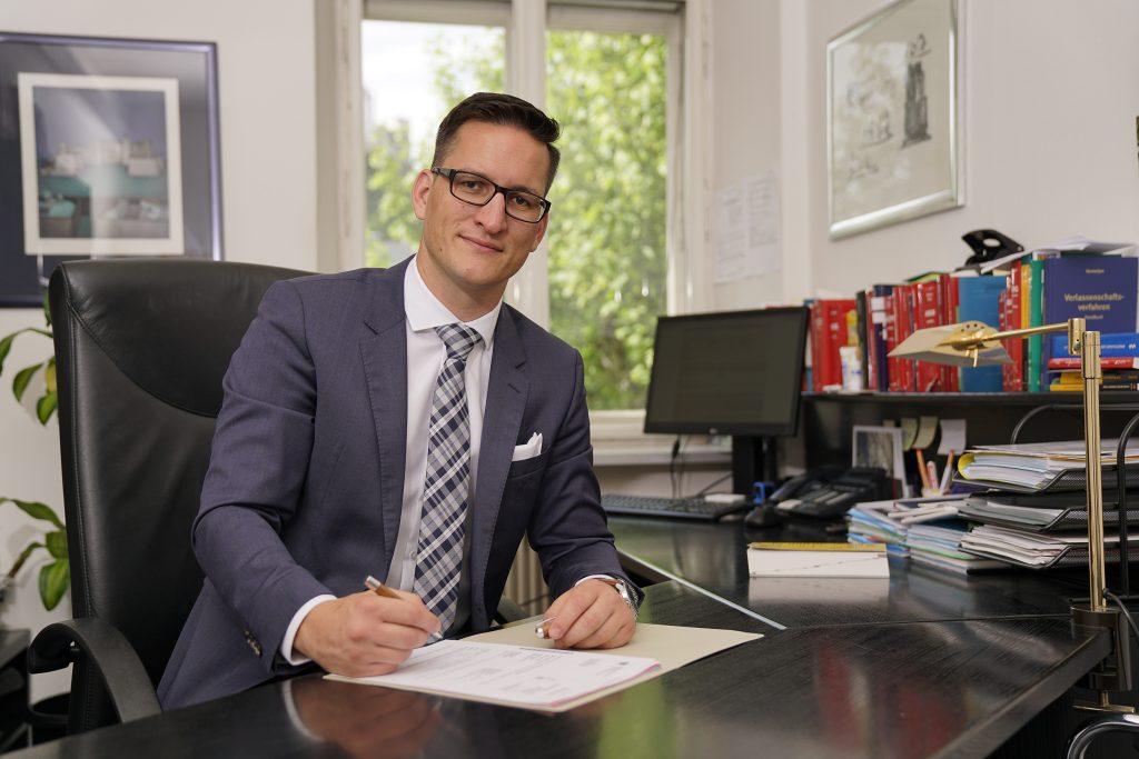 Rechtsanwalt Mag. Markus Kobler, LLB.oec., Salzburg