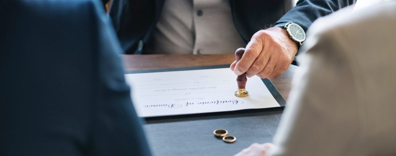 Der Ablauf einer Scheidung in Österreich