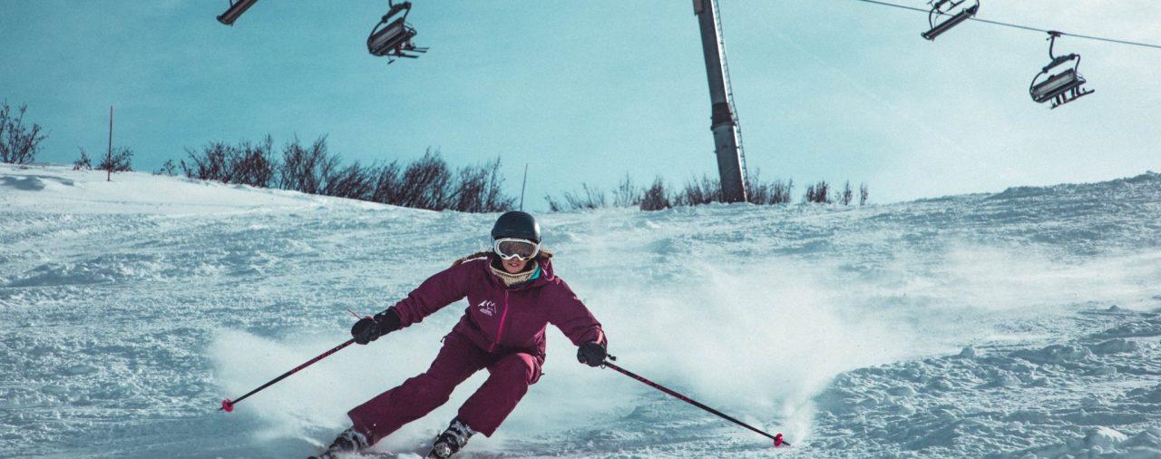 Richtiges Verhalten bei einem Skiunfall